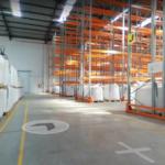 Visite virtuelle de l'entrepôt